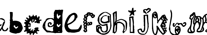 Jamaicafont Font LOWERCASE