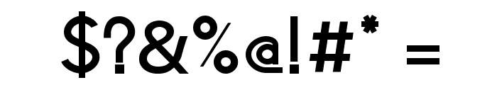 Jambetica-Bold Font OTHER CHARS
