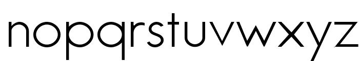 Jambetica-Light Font LOWERCASE