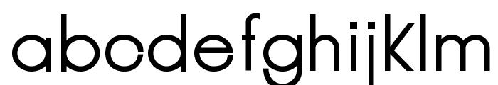 Jambetica Font LOWERCASE