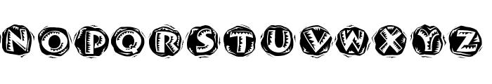 JamboRound Font UPPERCASE