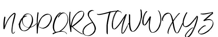 Jandys dua Font UPPERCASE