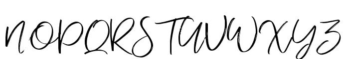 Jandysdua Font UPPERCASE