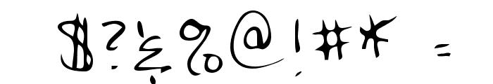 Janet Regular Font OTHER CHARS