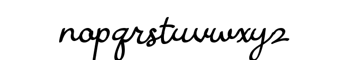 Janille Font LOWERCASE