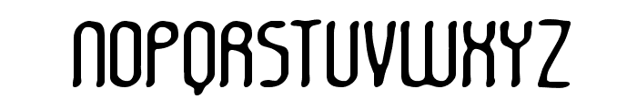 Janken BRK Font UPPERCASE
