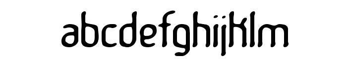 Janken BRK Font LOWERCASE