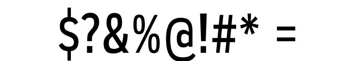 Japari Sans Font OTHER CHARS