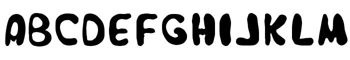 Japestyle Plain Font UPPERCASE