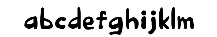 Japestyle Plain Font LOWERCASE