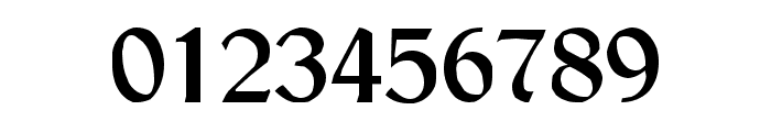 Jarrow Font OTHER CHARS