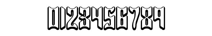 Jasper BRK Font OTHER CHARS