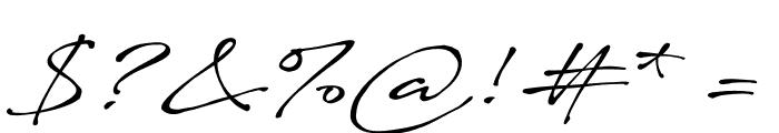 Javacom Font OTHER CHARS