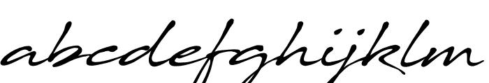 Javacom Font LOWERCASE