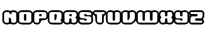 Jawbreaker OL1 BRK Font UPPERCASE