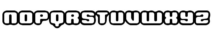 Jawbreaker OL1 BRK Font LOWERCASE