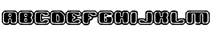 Jawbreaker OL2 BRK Font UPPERCASE