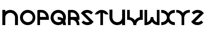 JaySetch Bold Font UPPERCASE