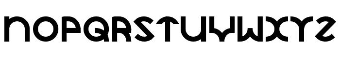 JaySetch Bold Font LOWERCASE