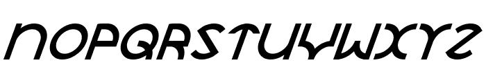JaySetch Italic Font LOWERCASE