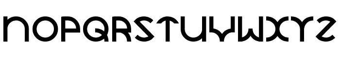 JaySetch Font LOWERCASE