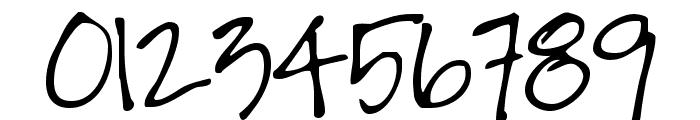 Jayne Print Hand Font OTHER CHARS