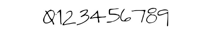 jackishandwriting Font OTHER CHARS