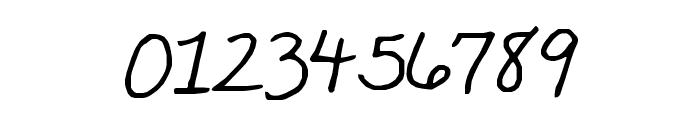 janellescript Font OTHER CHARS