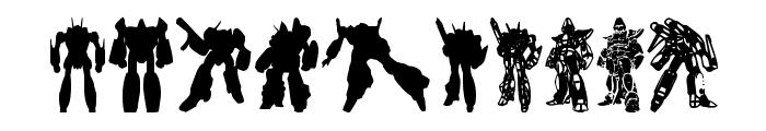 japanapush Font OTHER CHARS