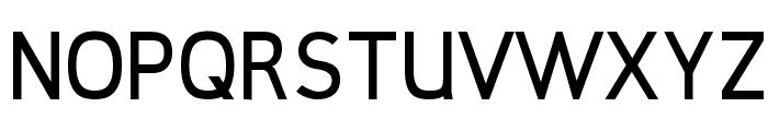 jaune d'oeuf Bold Font UPPERCASE
