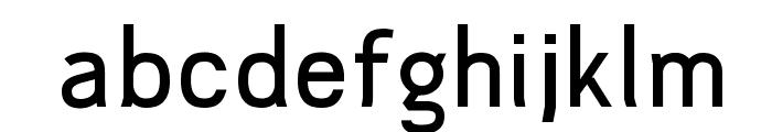 jaune d'oeuf Bold Font LOWERCASE