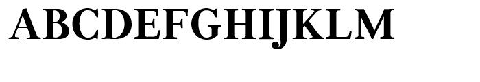 Jabced Hy Bold Font UPPERCASE