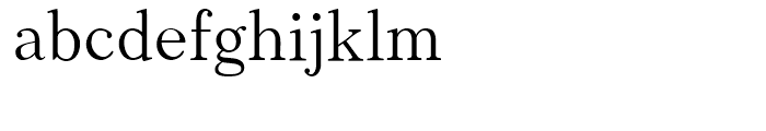 Jabced Hy Regular Font LOWERCASE