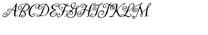 Jackalope LP Regular Font UPPERCASE