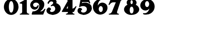 Jackson Park NF Regular Font OTHER CHARS