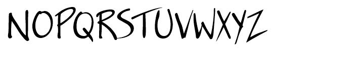 Jakob Light Font UPPERCASE
