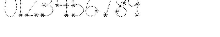 Janda Sparkle And Shine Regular Font OTHER CHARS