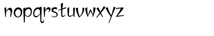 Jawbox Regular Font LOWERCASE