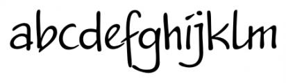 Jakob Light Font LOWERCASE