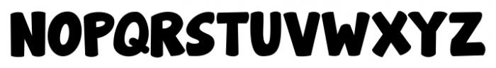 Janda Manatee Solid Font UPPERCASE