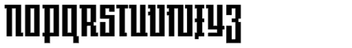 JAF Johannes Original Font UPPERCASE