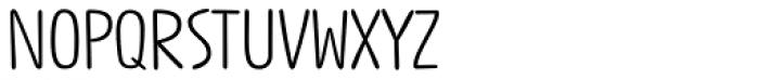 Jabana Alt ExtraWide Regular Font UPPERCASE