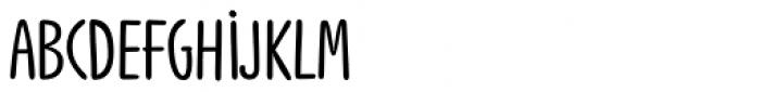 Jabana Alt Wide Bold Font UPPERCASE
