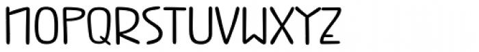Jabana Extended Bold Font UPPERCASE