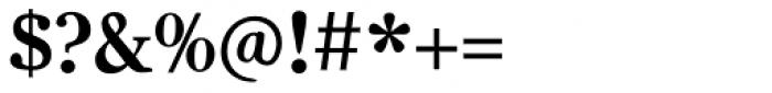 JabcedHy Bold Font OTHER CHARS
