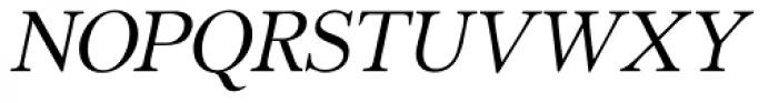 JabcedHy Italic Font UPPERCASE