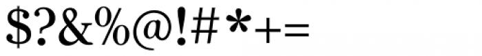 JabcedHy Semi Bold Font OTHER CHARS
