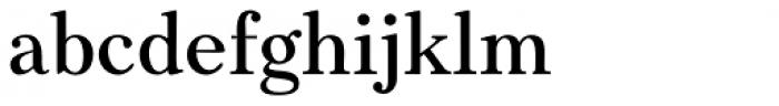 JabcedHy Semi Bold Font LOWERCASE