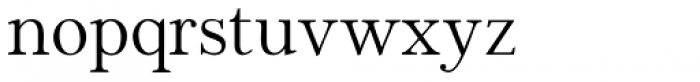 JabcedHy Font LOWERCASE