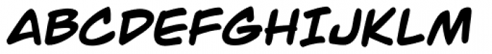 Jack Armstrong Bold Font LOWERCASE